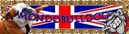 Mondo Bulldog – Tutto sul mondo del Bulldog Inglese logo